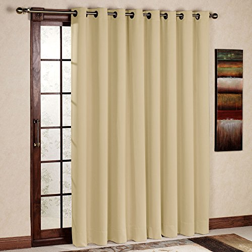 RHF Wide Thermal Blackout Insulated Curtains