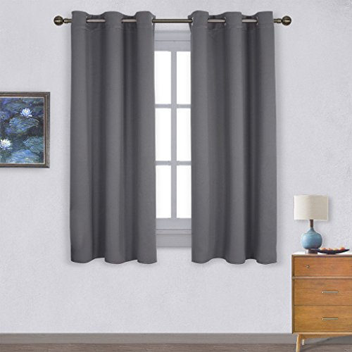 Amazing Nicetown Thermal Insulated Grommet Blackout Curtains