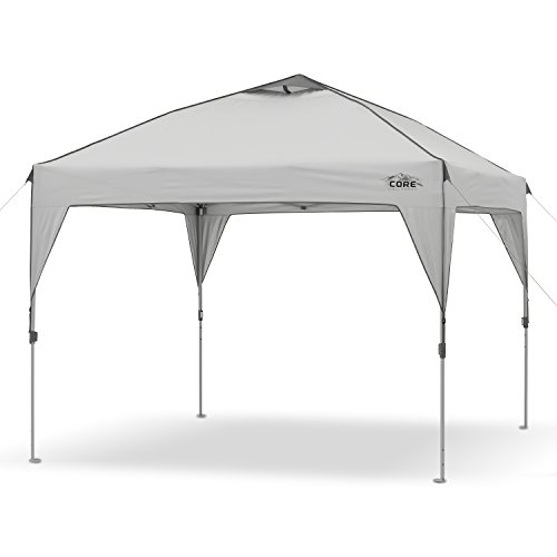 CORE 10u2032 x 10u2032 Instant Shelter Pop-Up Canopy Tent with Wheeled Carry Bag  sc 1 st  FabatHome & The 10 Best Canopies of 2018 - FabatHome