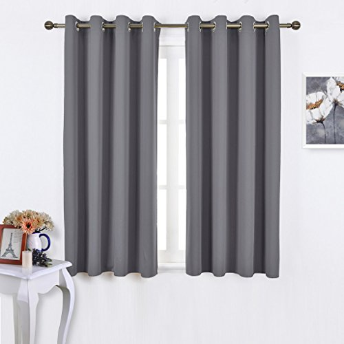 reduction soundproof curtains two panels thermal nicetown rod pocket amazon noise bedroom pass insulated slp window three solid microfiber for com drapes blackout reducing