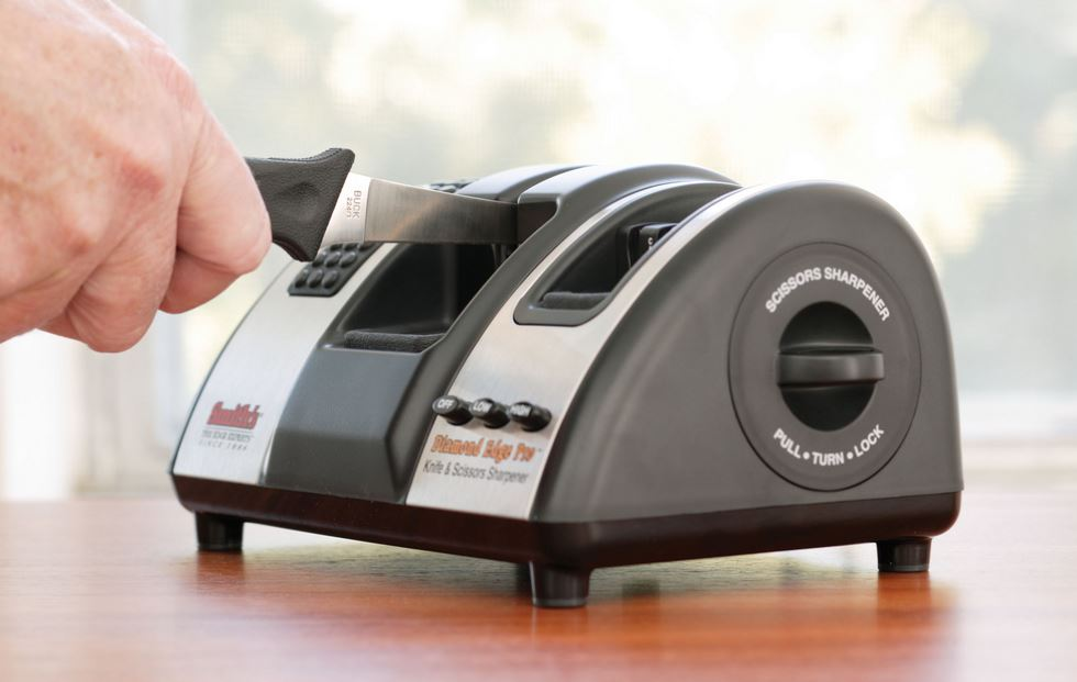 The 10 Best Electric Knife Sharpeners Of 2018 Fabathome