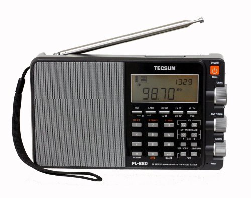 If You Want To Make A Solid Investment Can T Go Wrong With The Tecsun Pl880 It S An Outstanding Shortwave Radio In All Regards