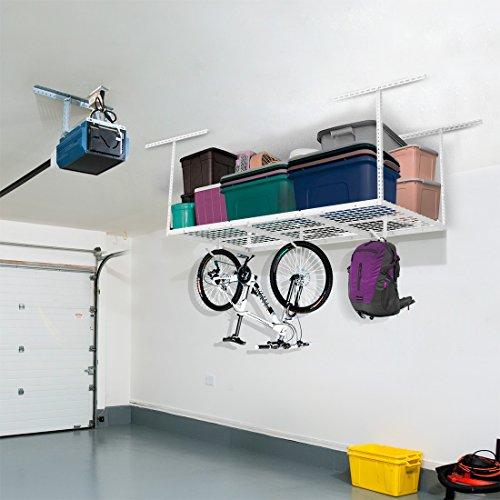 garage hanging ideas rack racks storage