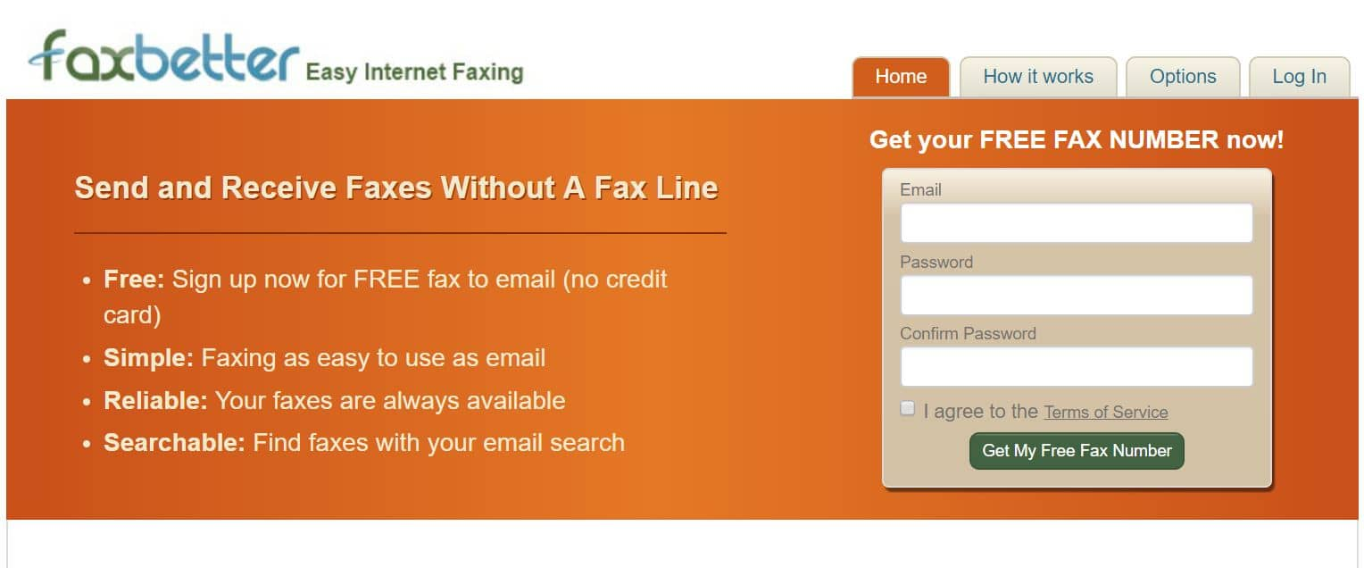 the 6 free fax services fabathome